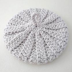 Tawashi coton bio 10 cm