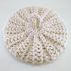 Tawashi coton bio non teint 10 cm