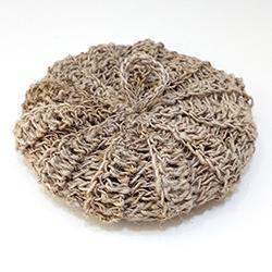 Tawashi en fil d'ortie