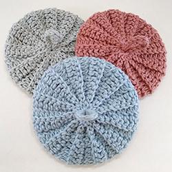 Tawashi coton et coton bio 9 cm